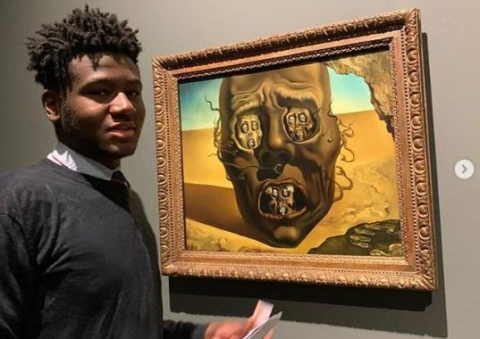 05|02[Expo]Dalí & Magritte