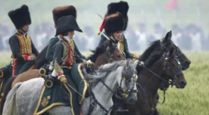 1 Octobre[Activités]Waterloo 1815Classe De 5e