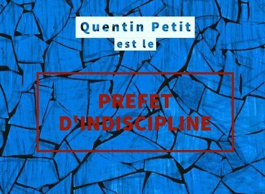 15 NovembreSortie Du Livre « Préfet D'indiscipline »de Monsieur Petit